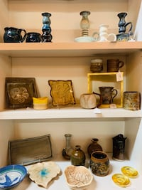 Art Pottery Collection at Mill Creek Antique Mall, 805 19th Street Bakersfield, 93301