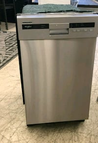 18 INCH WHIRLPOOL DISHWASHER  Barrie, L4N 4T8