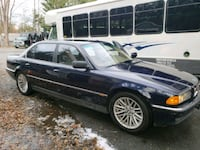 Clean (low mileage) BMW for Sale  Clarksville, 21029