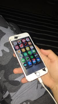 Rose Gold iPhone 6s Charlotte, 28212