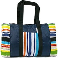 Tuffo Water-Resistant Outdoor Blanket with Carryin Toronto