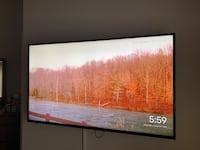 "2 ""55"" inch screen plus 2 ""40"" inch and 1 ""32"" inch with remote Clarksburg, 20871"
