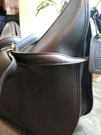black leather 2-way handbag Silver Spring, 20902
