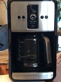Krupp's 12 cup coffee maker 264 mi