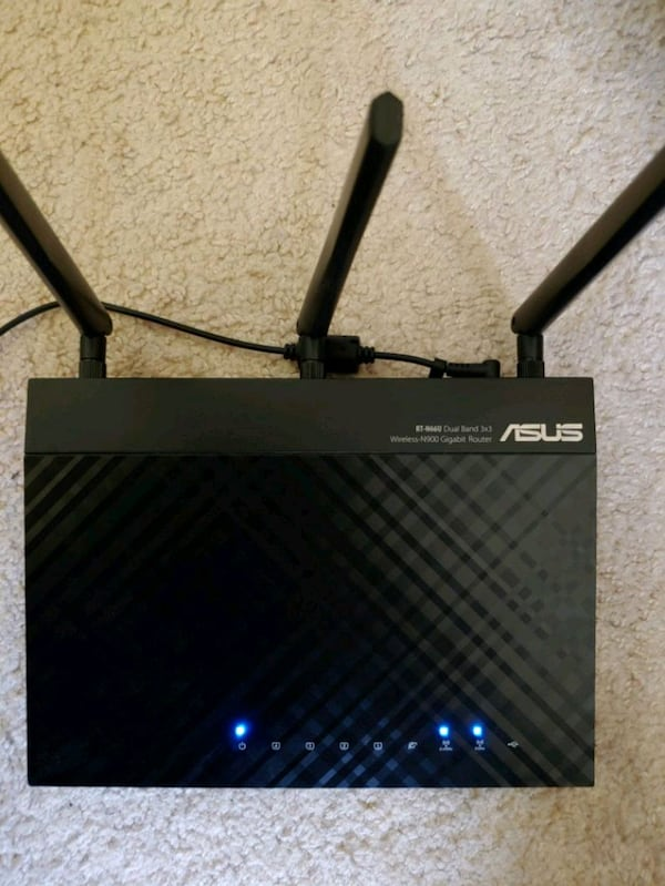 Asus Wireless Router Dual Band 3x3 RT-N66U N900 Gigabit Router 0d9f066f-2bc4-4dc0-9272-f130424ca37d
