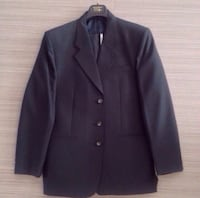 Men's black suit blazer, size 40 Edmonton