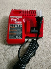Milwaukee dual charger m12 m18 new Sterling, 20164