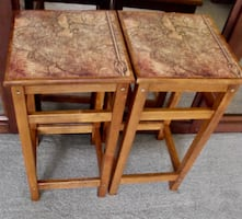 Pair Of Side Tables $45