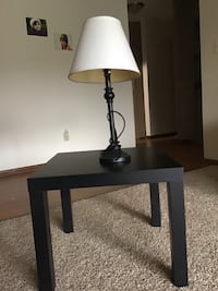 black and white table lamp Saint Paul, 55119