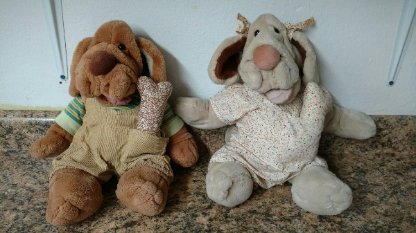 Collectible- Wrinkles Hand Puppets/Dolls Roanoke