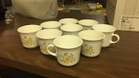 9 Matching Cups Parchment, 49004
