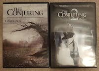 The Conjuring 1 & 2
