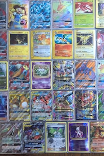 Pokémon Card Collection!!