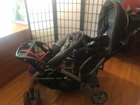 Sit n Stand Double Stroller Price Neg Poquoson, 23662