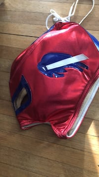 Mexican wrestling mask buffalo bills logo Edmonton, T5N 1C4