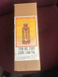 2  lighthouse lanterns new in box Hagerstown, 21740
