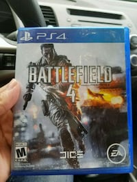 Battlefield 4 PS4 game case Reading, 19601