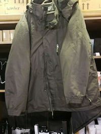 Men jacket 3-in-1.    2X.  See details. Edmonton, T6M 2G7