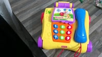 Fisher price telefon Eskişehir