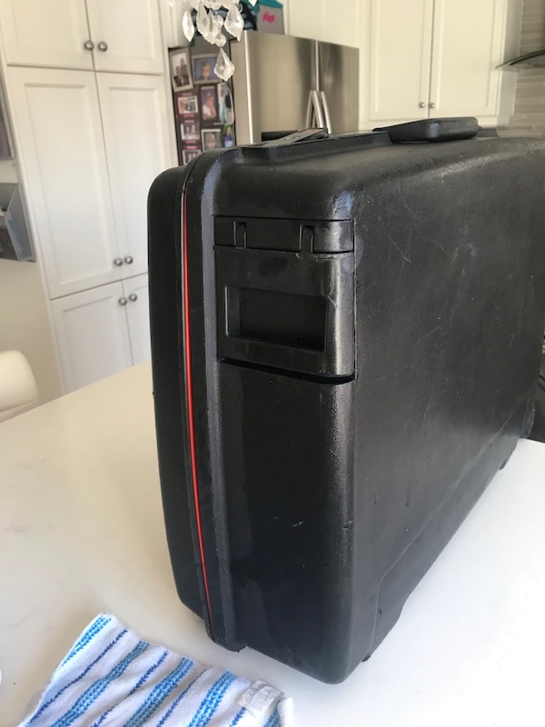8d6c9213a Used Delsey Hard Shell Luggage for sale in Vaughan - letgo