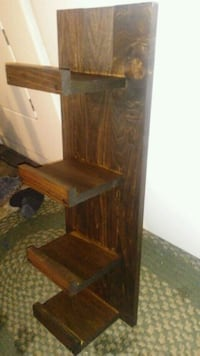 Wine rack or towel rack looks great made out of po Bressler, 17113