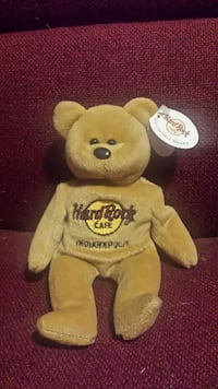 Hard Rock Cafe Bear Indianapolis Highland, 46322