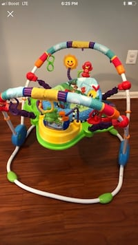 baby's multicolored jumperoo Manassas
