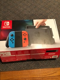 Nintendo switch with everything  Riverside, 92506