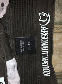 black and white Pink by Victoria's Secret pants 2056 mi