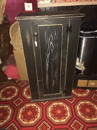 Black and brown wooden cabinet Silver Spring, 20906