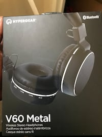 Hyper gear wireless headphones