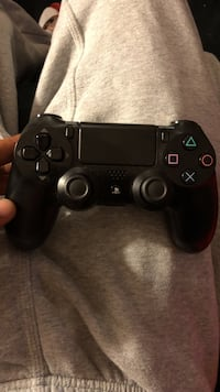 black Sony PS4 game controller Atlanta, 30331