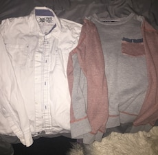 Boys youth size small shirts