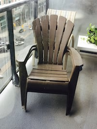 Patio Chair - brown canadian Tire