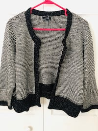 Apt. 9 sparkly sweater size XL in excellent condition (pick up only)
