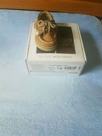 Sperry boat shoes Clarksville