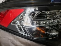 Genesis coupe (BK1) spider tail lights