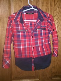 Dress shirt for toddler
