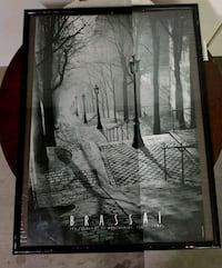 Stairs of Paris poster Henderson, 89052