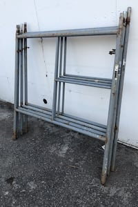 Scaffolding frames only! No planks or braces. $40 EACH