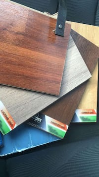 Laminate flooring 8mm 3 colors available