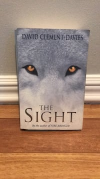 The Sight By David Clement-Davies Saanich