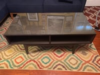 Glass-top Coffee Table - Ikea Regissor Chamblee, 30341