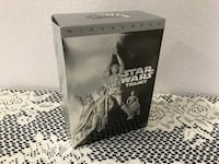 STAR WARS TRILOGY Widescreen DVD Set Estero, 33928
