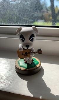 Amiibo Animal Crossing K.K. Slider Mississauga, L5H 1W4