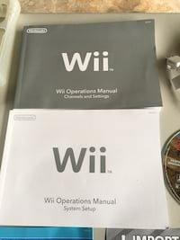 Wii misc items plus cd pineapple express  Catonsville, 21228
