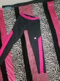 Black and Pink Adidas leggings Regina, S4R 2C3