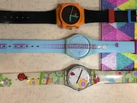 Assorted Swatch watches Fayetteville, 78940