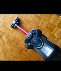 Powerful Cleaning Lightweight Handheld Vacuum with Rechargeable Lithium Ion Battery