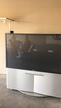 black LG flat screen TV Las Vegas, 89120